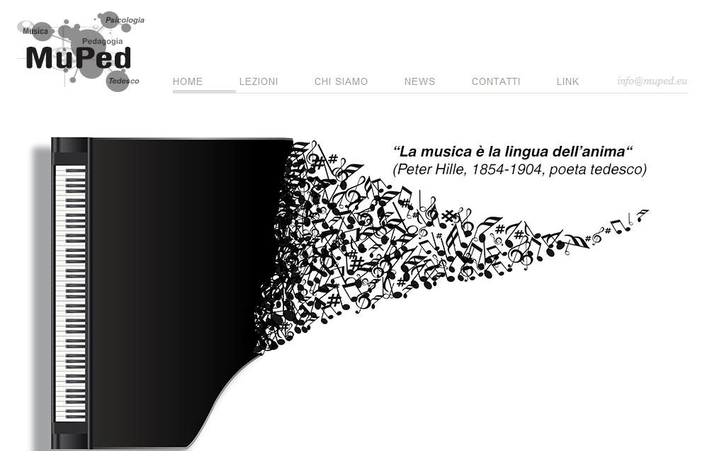 Studio privato di lingua e musica con sede a Roma